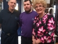 Gary Scott, Richard Riddell and Judy Tullett of Upcycle Birmingham