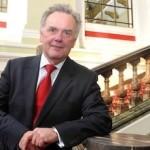 Sir Albert Bore - keynote speaker at the launch