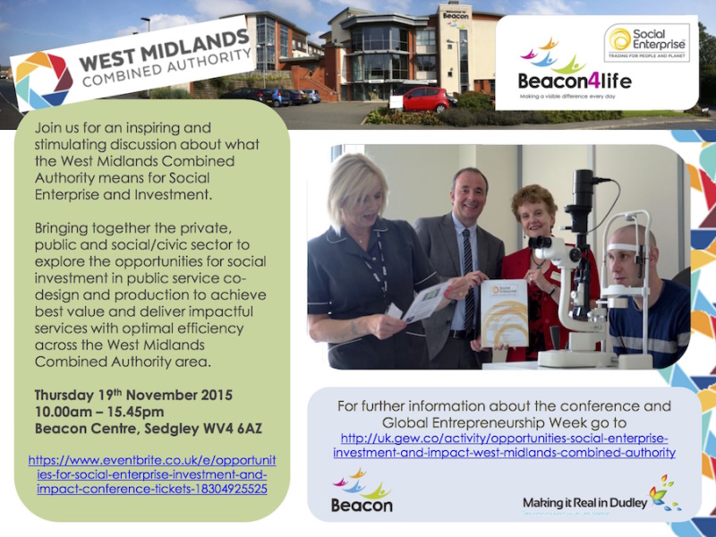 Beacon WMCA Conference Email Flyer 230915